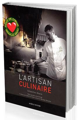 Le livre Seb L'Artisan Culinaire