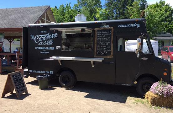 Food Truck Mont-Tremblant