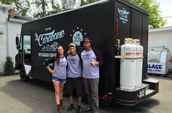 food truck seb l 39 artisan culinaire. Black Bedroom Furniture Sets. Home Design Ideas