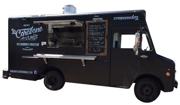 Food Truck Mont-Tremblant